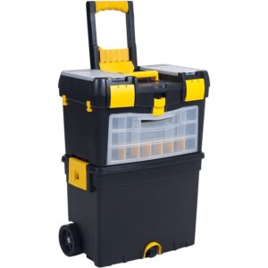 The Best Rolling Tool Box Option: Stalwart Heavy Duty Rolling Toolbox