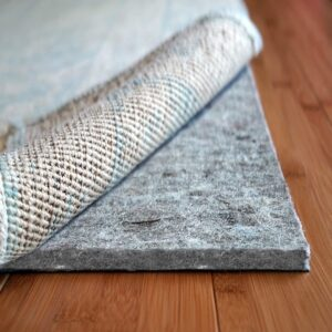 """The Best Rug Pad Option: Rug Pad USA 7_16"""" Felt and Rubber Superior Lock"""