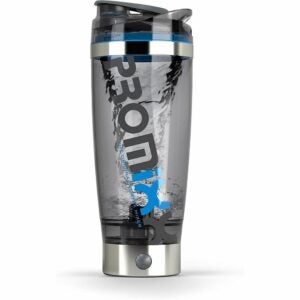 The Best Shaker Bottle Option: PROMiXX iX-R Protein Shaker Bottle
