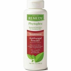 The Best Shoe Deodorizer Option: Medline Remedy Phytoplex Antifungal Powder