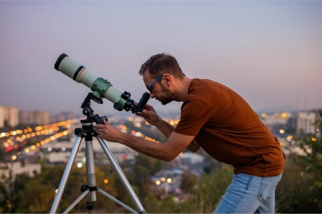 The Best Telescope Option