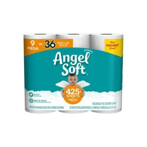 Best Toilet Paper Angel