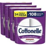 Best Toilet Paper Cottonelle