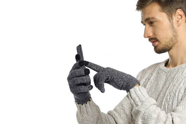 The Best Touchscreen Gloves Option