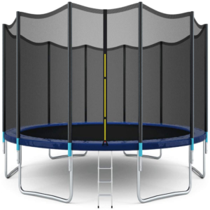The Best Trampoline Options: Giantex 16FT Trampoline with Safety Enclosure Net
