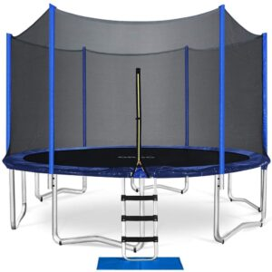 The Best Trampoline Options: ORCC Trampoline 15 14 12 10ft Outdoor Trampoline