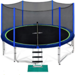 The Best Trampoline Options: Zupapa 15 141210 FT Trampoline