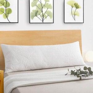 The Best Body Pillow Option: Ubauba Full Body Pillows for Adults