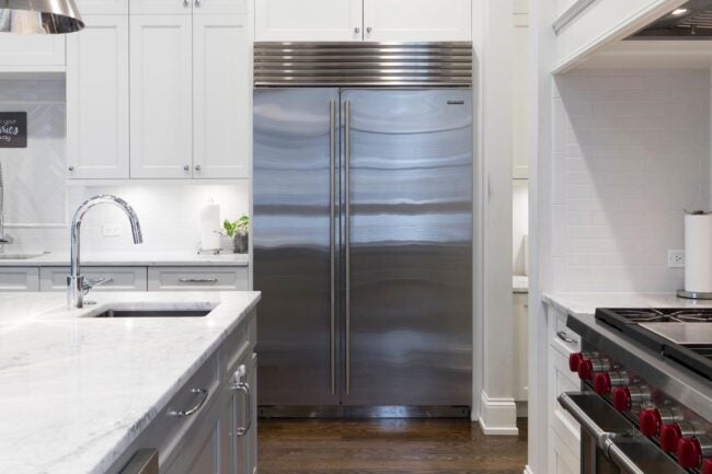 The Best Built-in Refrigerator Options