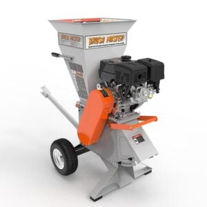The Best Chipper Shredder Option: Brush Master Chipper Shredder with Trailer Hitch
