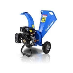 The Best Chipper Shredder Option: Landworks Mini Compact Chipper Shredder Mulcher