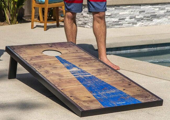 The Best Cornhole Board Options