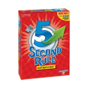 The Best Family Board Game Option: PlayMonster 5 Second Rule by PlayMonster