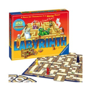 The Best Family Board Game Option: Ravensburger Labyrinth