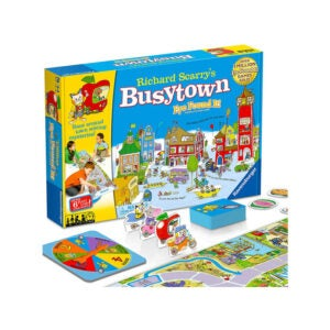 The Best Family Board Game Option: Wonder Forge Richard Scarry's Busytown, Eye Found It