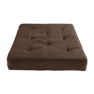 The Best Futon Mattress Option: DHP 8-Inch Independently Encased Coil Futon