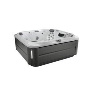 La meilleure option pour un bain à remous: Jacuzzi J-365 grand bain à remous confortable avec sièges ouverts