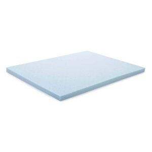 The Best Mattress Topper for Side Sleepers Option: Lucid 3-Inch Ventilated Gel Memory Foam Topper