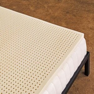 The Best Mattress Topper for Side Sleepers Option: Pure Green 100% Natural Latex Mattress Topper