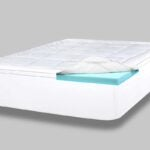 The Best Mattress Topper for Side Sleepers Option: ViscoSoft 4 Inch Pillow Top Memory Foam Topper