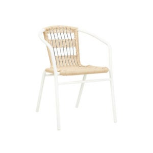 The Best Patio Furniture Option: CB2 Rex Open Weave Chair