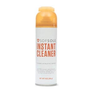 The Best Shoe Cleaner Option: Sof Sole Instant Cleaner for Athletic Shoes