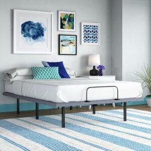 Best Adjustable Bed Options: Wayfair Sleep Massaging Zero Gravity Adjustable Bed