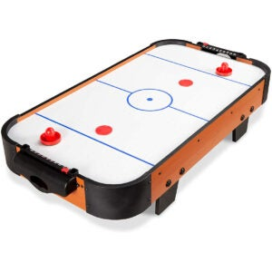 Best Air Hockey Tables Options: Best Choice Products 40in Portable Tabletop