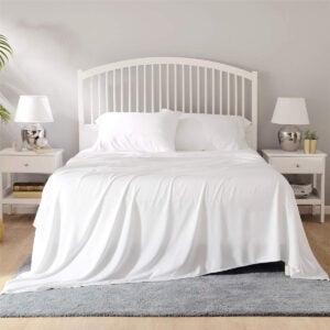 Best Bamboo Sheets Options: Bedsure 100% Bamboo Sheets