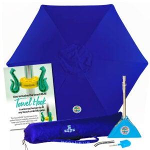 Best Beach Umbrella Options: BEACHBUB All-in-One Beach Umbrella System