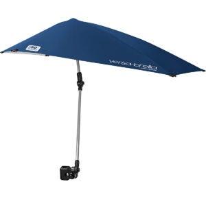 Best Beach Umbrella Options: Sport-Brella Versa-Brella SPF 50+ Adjustable Umbrella