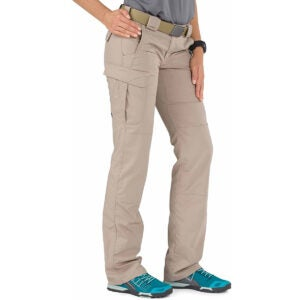 Best Cargo Pants Options: 5.11 Tactical Women's Stryke Covert Cargo Pants
