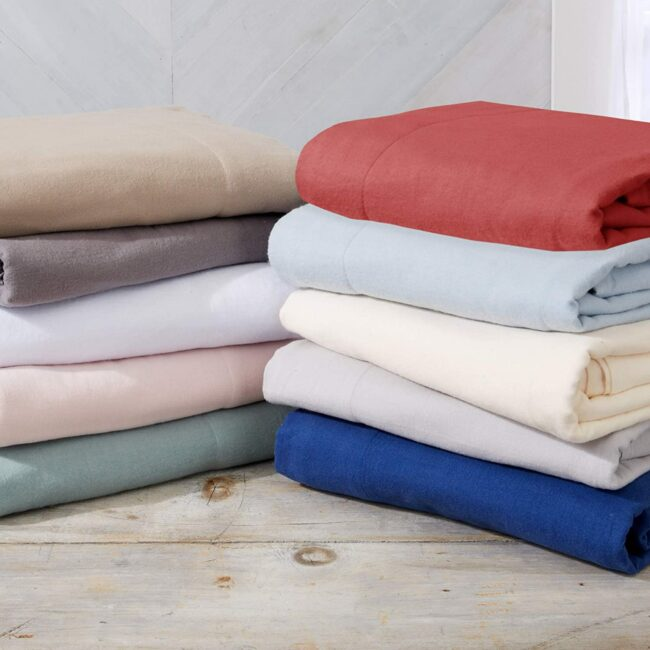 Best Flannel Sheets Options