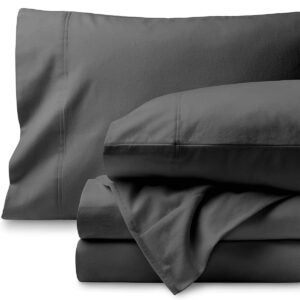 Best Flannel Sheets Options: Bare Home Flannel Sheet Set