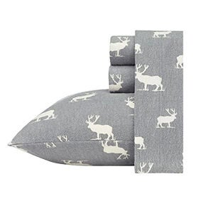 Best Flannel Sheets Options: Eddie Bauer - Flannel Collection