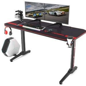 Best Gaming Desk Options: Vitesse 55 inch Gaming Desk