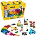 Best Lego Sets Options: LEGO Classic Large Creative Brick Box