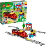 Best Lego Sets Options: LEGO DUPLO Steam Train 10874