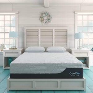 Best Mattresses for Side Sleepers Options: Classic Brands Cool Gel 2.0 Ultimate Gel Memory Foam