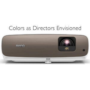 Best Outdoor Projector Options: BenQ HT3550 4K Home Theater Projector