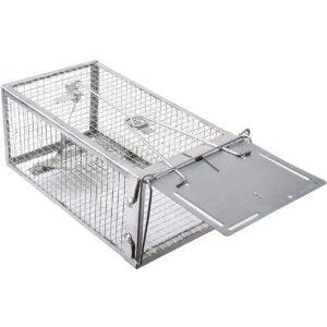 Best Rat Trap Options: Gingbau Humane Rat Trap