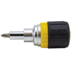 Best Ratcheting Screwdriver Options: Klein Tools 32593 Multi-bit Ratcheting Screwdriver
