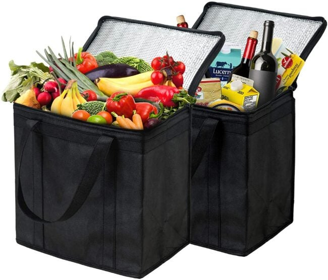 Best Reusable Grocery Bags Options