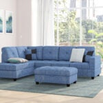 Best Sectional Sofa: Mauzy Left Hand Facing Sofa