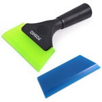 Best Shower Squeegee Options: FOSHIO Squeegee Scraper Shower Mirror Glass Wiper