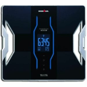 The Best Smart Scale Option: Tanita RD-901 plus IRONMAN Android and iPhone