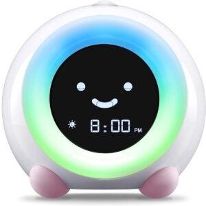 Best Sunrise Alarm Clock Options: LittleHippo Mella Ready to Rise
