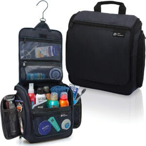 Best Toiletry Bag Options: Hanging Travel Toiletry Bag for Men and Women