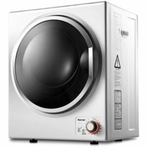 The Black Friday Appliance Deals Option: COSTWAY Compact Laundry Dryer