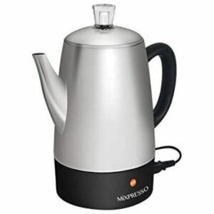 The Black Friday Appliance Deals Option: Mixpresso Electric Coffee Percolator